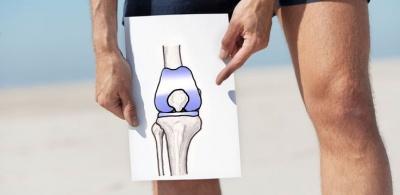 Потужний засіб для зміцнення хрящів і зв'язок: ваші коліна будуть сильними як в 20 років