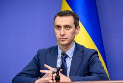 МОЗ: В Україні почалося внутрішнє інфікування COVID-19