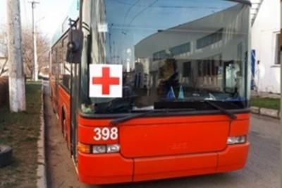 У Чернівцях змінився графік руху спецтролейбусів