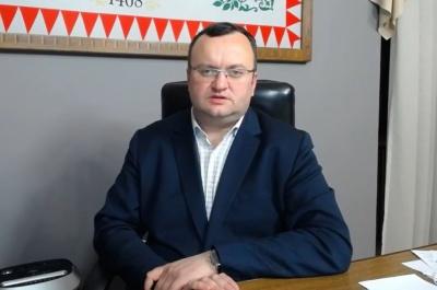 Каспрук просить Зеленського ввести на території Буковини надзвичайний стан