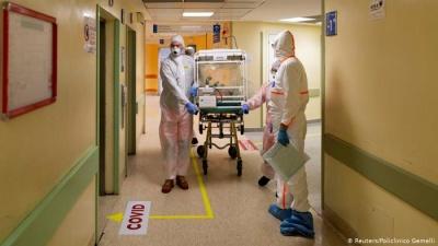 В Італії від коронавірусу померла третя українка