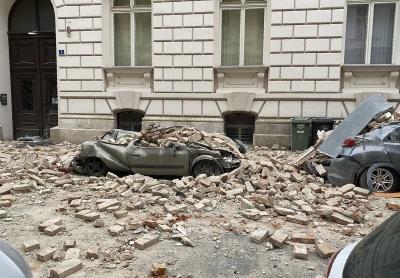 У Хорватії стався землетрус силою понад 5 балів - фото