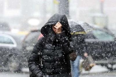 До 8 градусів морозу: в Україні температура продовжить знижуватися