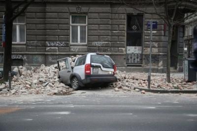 Посол: Внаслідок землетрусу у Загребі українці не постраждали