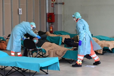 Італія - на першому місці за кількістю смертей від коронавірусу