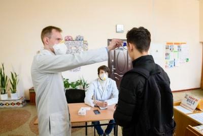 У Чернівцях працівникам усіх підприємств мають вимірювати температуру тіла