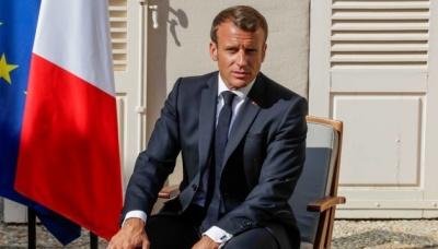 Президент Франції закликав готуватися до економічної кризи