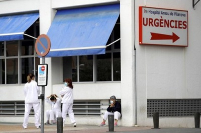 В Іспанії за добу від коронавірусу померли 514 осіб
