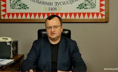 Мер Чернівців просить Зеленського і Кабмін дозволити працювати СТО та іншим закладам у період карантину