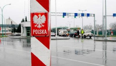 Польща продовжила заборону на в'їзд до 13 квітня