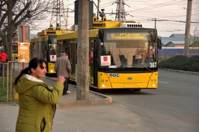 У Чернівцях можуть відновити роботу громадського транспорту, - Каспрук