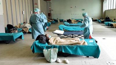 В Італії знову зросли темпи зараження коронавірусом. Померли 8165 осіб