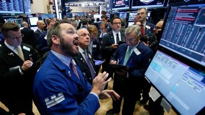 У США фондовий ринок продемонстрував рекордне зростання