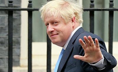 Прем'єр Великої Британії розповів, що хворий на COVID-19