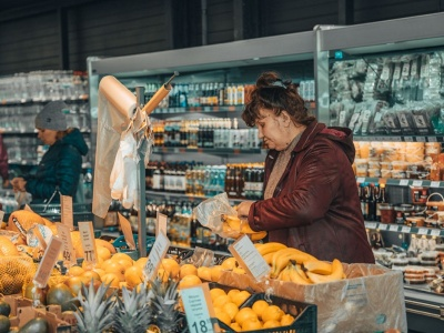 Зростання цін на продукти в супермаркетах України: причини, прогнози та загроза тотального дефіциту*