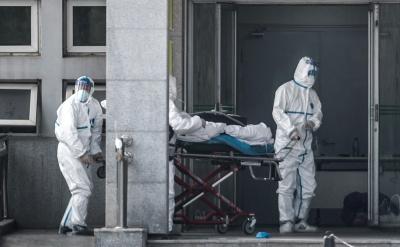 У світі кількість померлих від коронавірусу перевищила 25 тисяч