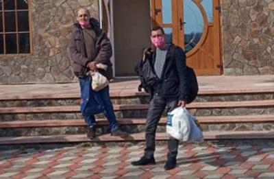 Двоє буковинців, які 6 днів прожили на вокзалі в Мілані, повернулися додому