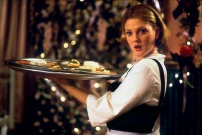 Анекдот дня: про перелякану офіціантку