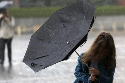 На 30 березня оголосили штормове попередження
