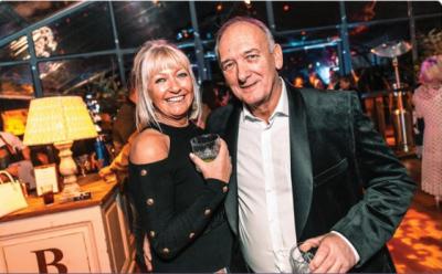 72-річний батько Девіда Бекхема одружується на мільйонерші