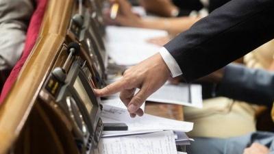 Нардепи підвищили річні ліміти обороту для ФОПів