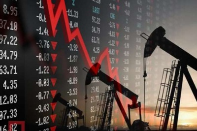 Ціни на нафту впродовж дня впали ще на 10%