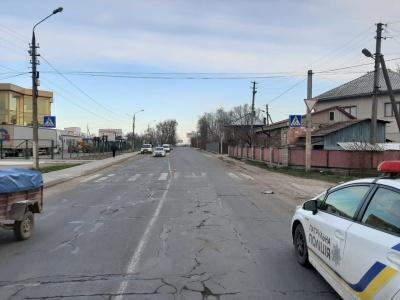 У Чернівцях водій збив на смерть жінку на пішохідному переході і втік