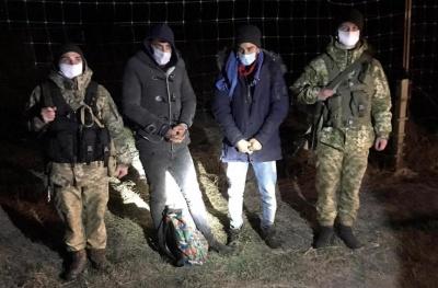 На Буковині затримали двох громадян Єгипту, які хотіли незаконно перетнути кордон з Румунією