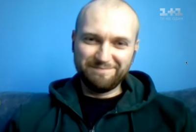 Чернівчанин, який першим перехворів коронавірусом, показав своє обличчя - відео