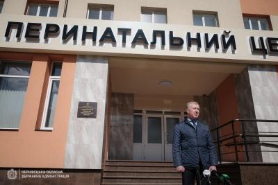 Будівля перинатального центру в Чернівцях не здана в експлуатацію, – ДАБІ