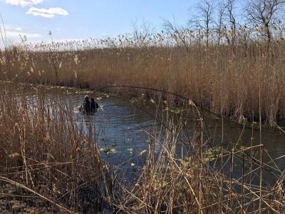 """Прикордонники виявили підводний спиртопровід з так званого """"Придністров'я"""""""