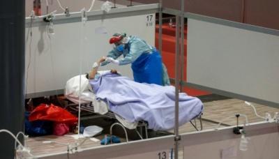 В Іспанії рекордно збільшилася кількість померлих від COVID-19 за добу