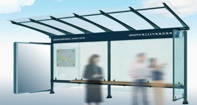 Як виглядатимуть зупинки громадського транспорту в Чернівцях: у ратуші розробили нові вимоги
