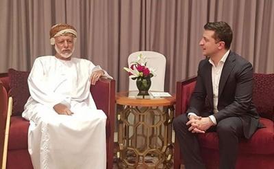 У Зеленського лише через 3 місяці розповіли, навіщо він літав в Оман