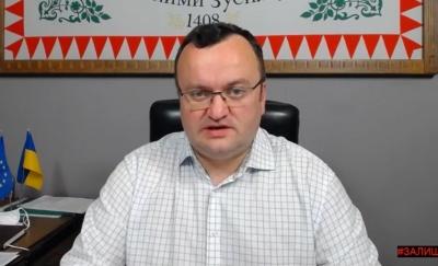 Каспрук про посилення карантину в Чернівцях: рішення на часі, але попереджати треба завчасно