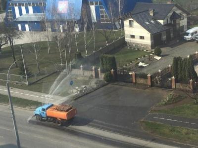 Продан розкритикував санобробку вулиць Чернівців, яку проводять з подачі Ковалюка