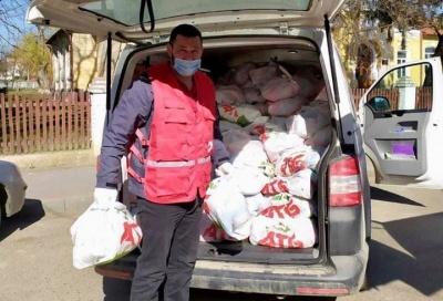 Малозабезпечені буковинці отримають безкоштовні продуктові пакунки від благодійників