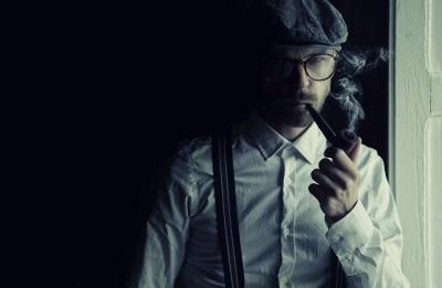 Анекдот дня: про подружжя і детектива