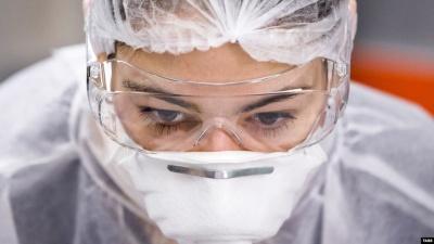 З бюджету Чернівецької області виділили ще мільйон гривень на засоби захисту для медиків