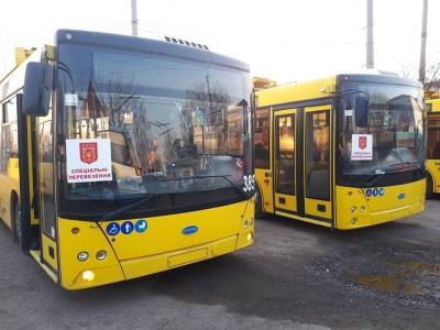 У Чернівцях до Калинівського ринку їздитиме спецтролейбус