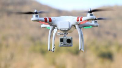 Повітряна розвідка: відсьогодні на Буковині прикордонники використовуватимуть дрони
