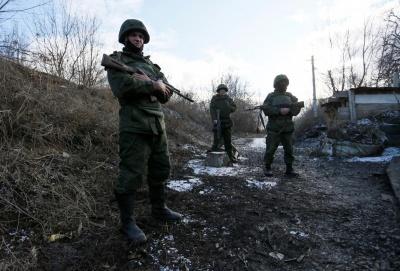 Окупанти поранили двох захисників під Новотошківським