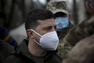 Зеленський заявив про роботу над узгодженням нових ділянок розведення сил на Донбасі