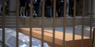 В Еквадорі труни з померлими від COVID-19 залишають просто на вулицях