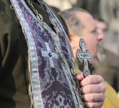 В Одесі УПЦ МП розставить священників на перехрестях