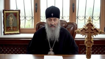 Митрополит Онуфрій закликав вірян УПЦ МП йти і молитись біля храмів на Великдень