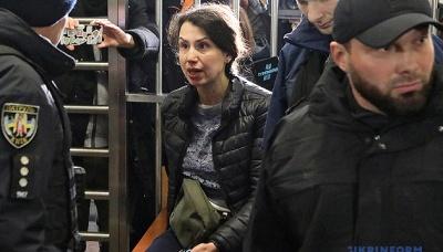 Суд відправив екснардепку Чорновол під домашній арешт