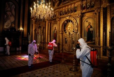 У МОЗ назвали церкви, де віряни підхопили коронавірус