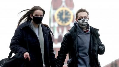 У Росії різко зросла кількість заражених COVID-19
