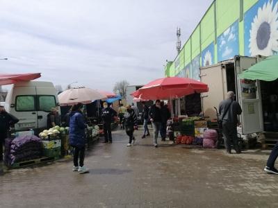 У Чернівцях сьогодні працювала більшість продуктових ринків попри рішення обласної влади